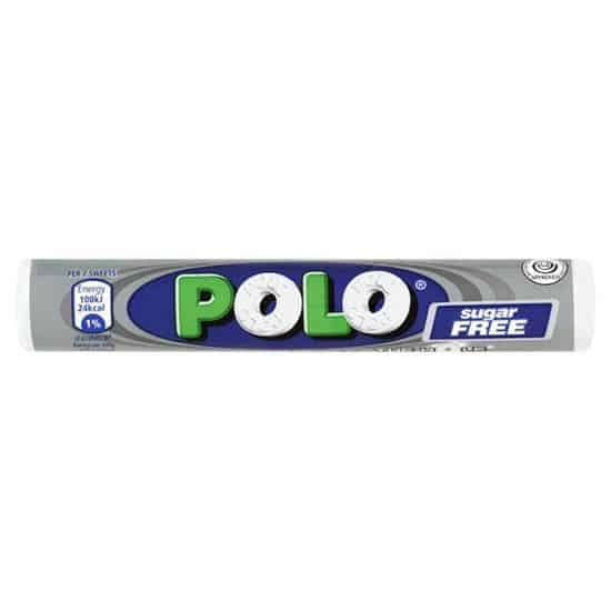 Nestle Polo Mints Sugar Free