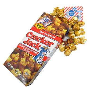 Cracker Jack Popcorn