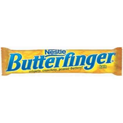 Nestle Butterfinger