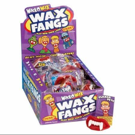 Wack O Wax Fangs