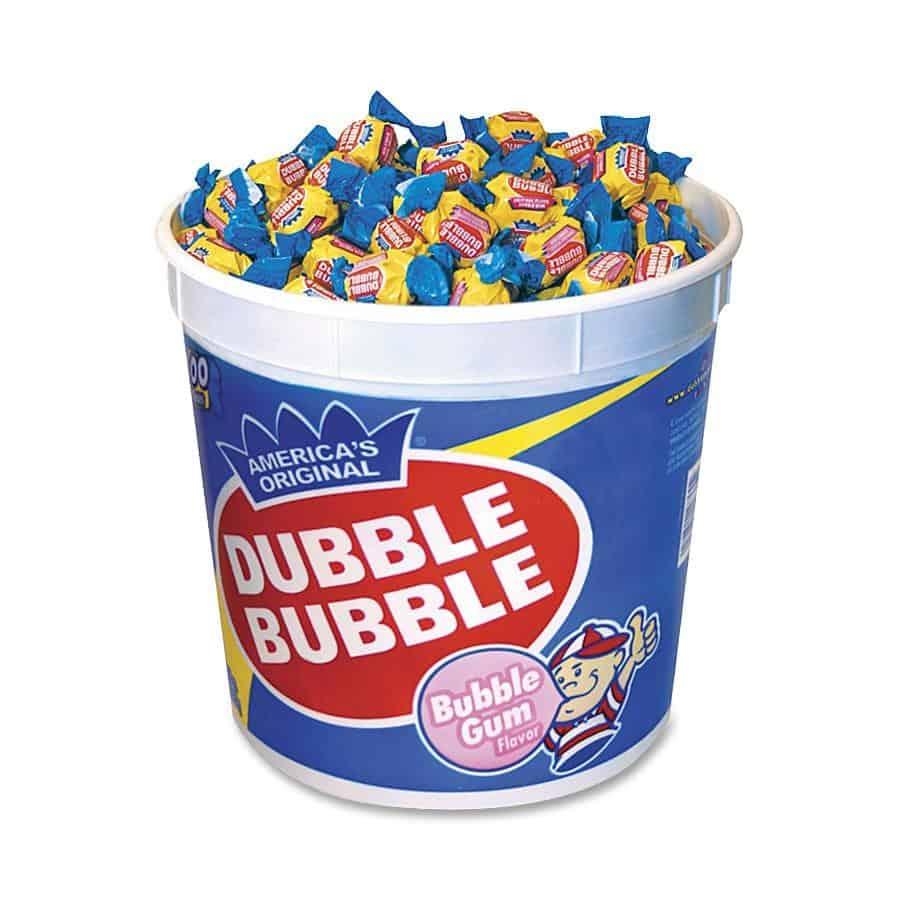 Dubble Bubble Bubblegum