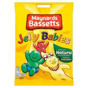 Maynard-Bassetts Jelly Babies