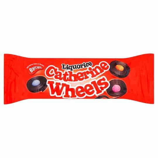 Barratt's Catherine Wheels