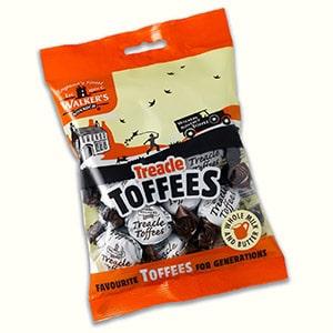 Walker's Treacle Toffee Bag