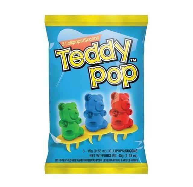 Exclusive Brands Teddy Pop