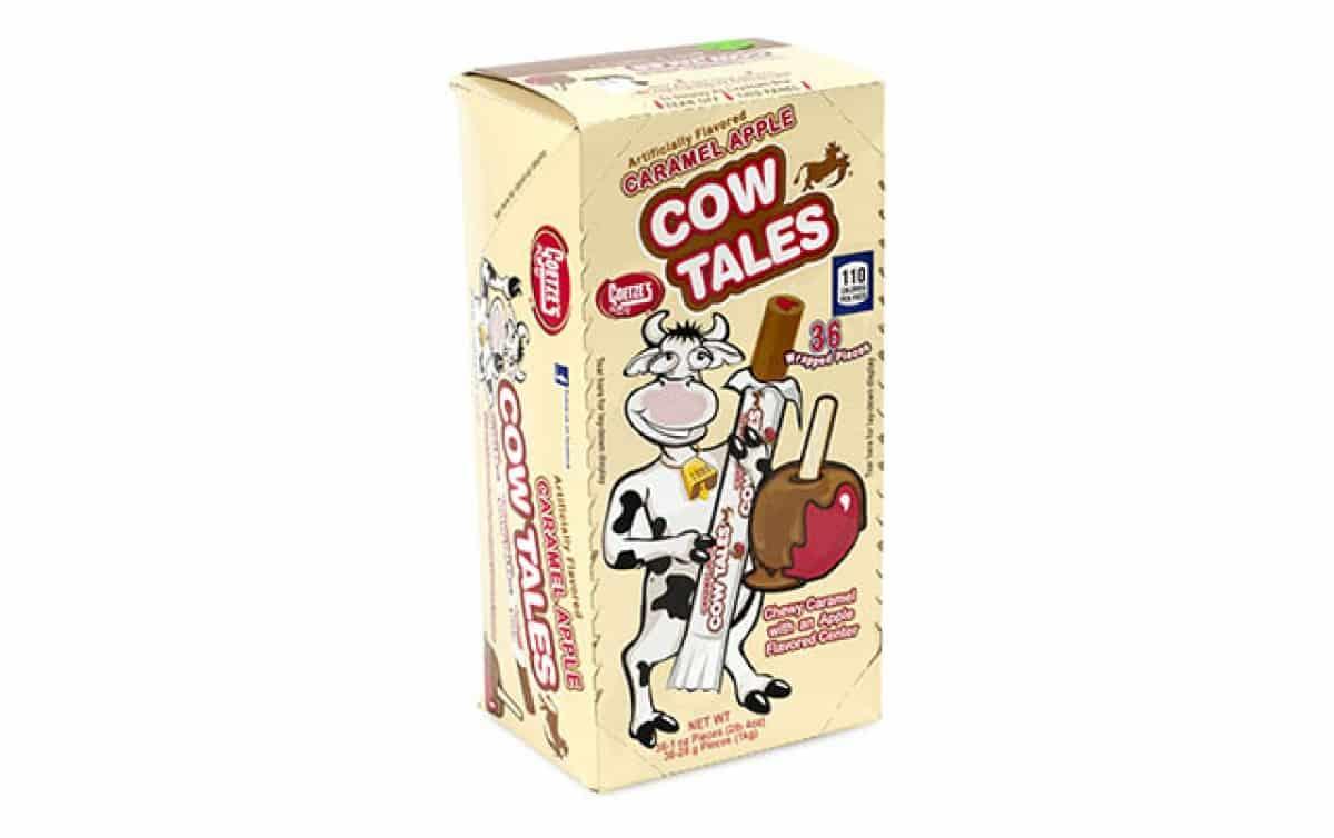 Cow Tales Caramel Apple