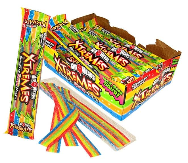 Airheads Sour Belts