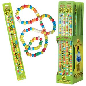 Koko World Biggest Candy Necklace Sour