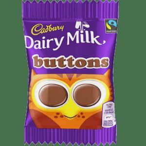 Cadbury Dairy Milk Buttons