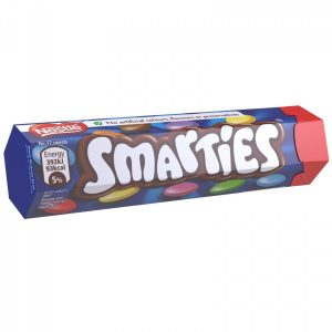 Nestle Smarties Hexatube