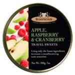 Simpkin's Apple, Raspberry and Cranberry Sweets