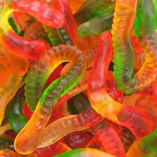 Bulk Gummy Worms
