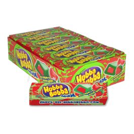 Hubba Bubba Max Strawberry Watermelon Bubblegum