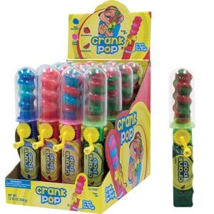 Kidsmania Crank Pop