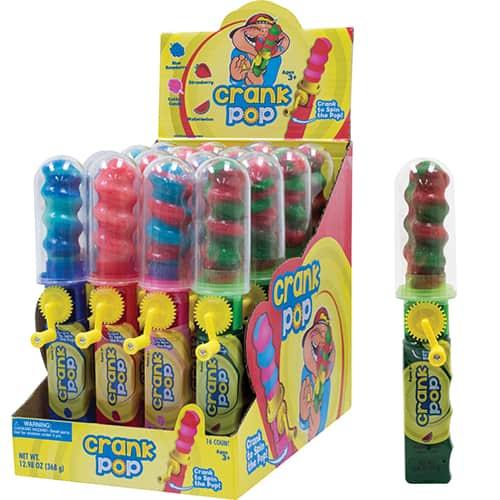 Kidsmania Crank Pop