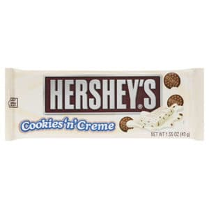 Hershey's Cookies and Creme