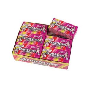 Fruit Stripe Bubblegum