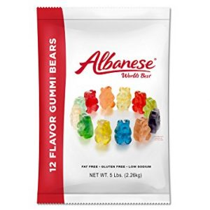 Albanese 12 Flavour Gummy Bears