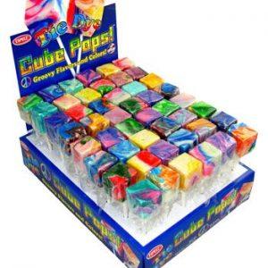 Tie-Die Cube Pops