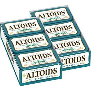 Altoid Wintergreen