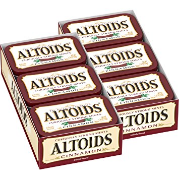 Altoid Mints Cinnamon
