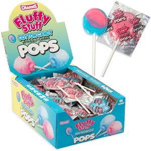 Charms Cotton Candy Blow Pops