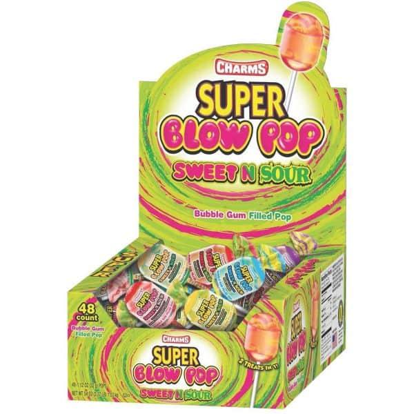 Charms Super Blow Pop