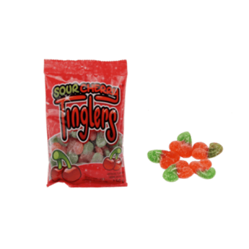 Sour Cherry Tinglers
