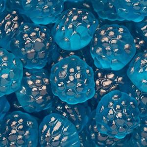 Huer Blue raspberry Gummy 1KG