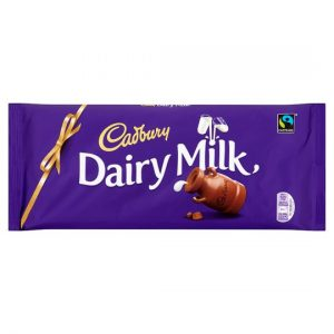 Cadbury Dairy Milk 360g
