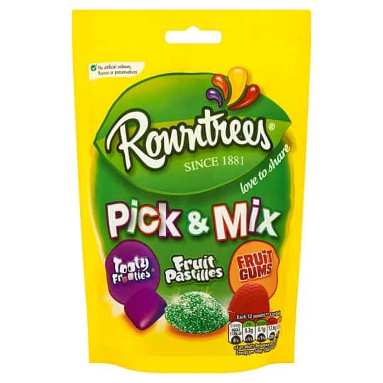 Rowntree Pick n Mix
