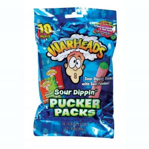 Warhead Sour Dippin Pucker Pack