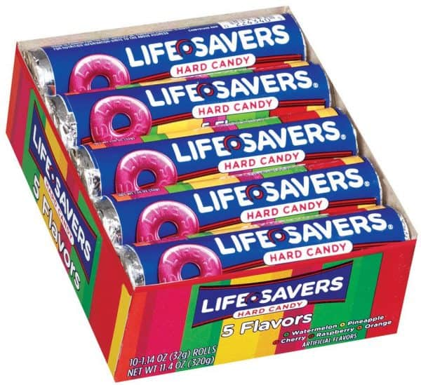 Lifesavers 5 Colour