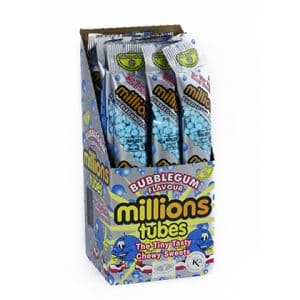 Millions Tubes Bubblegum