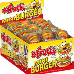 e-Frutti Mini Burger
