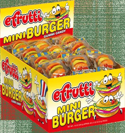 e-Frutti Mini Burger
