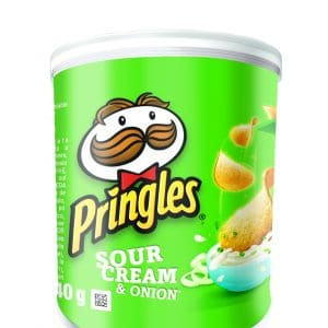Pringle Sour Cream onion 12ct