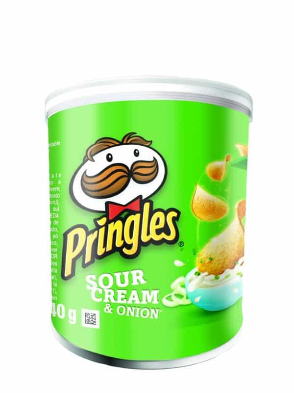 Pringle Sour Cream onion 12ct