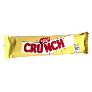 Nestle Crunch White Chocolate