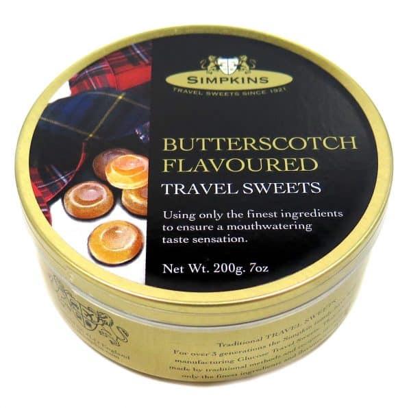 Simpkin's Butterscotch Drops