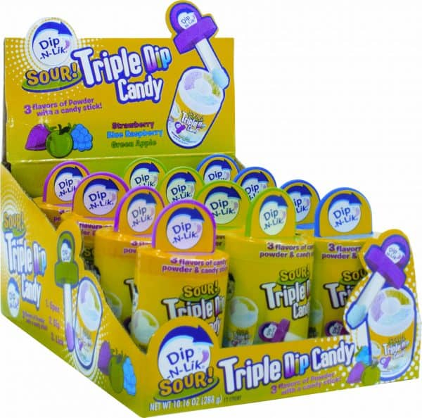 Triple Dip Candy
