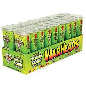 Warheads Sour Hard Candy