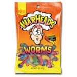 Warheads Sour Worms