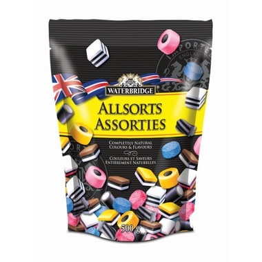 Waterbridge Liquorice Allsorts