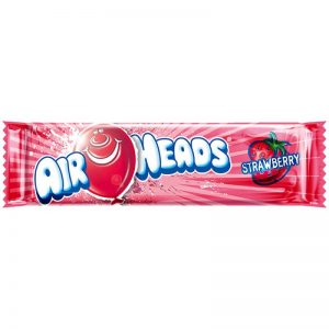Airheads Strawberry Bar