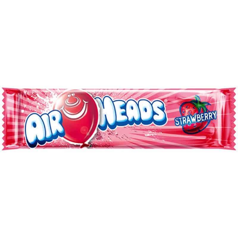 Airheads Strawberry Bar