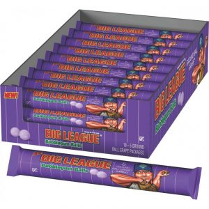 Big League Chew Grape Gumballs