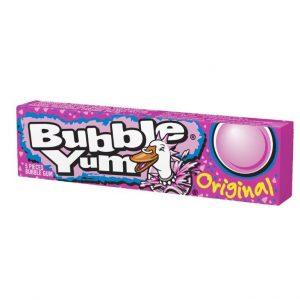 Bubble Yum Original Bubblegum