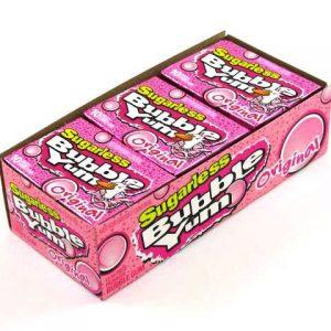 Bubble Yum Sugar Free