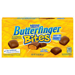 Nestle Butterfinger Bites Theatre Box